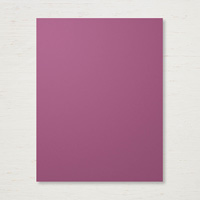 Fresh Fig 8-1/2 x 11 Cardstock