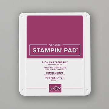 Rich Razzleberry Classic Stampin' Pad