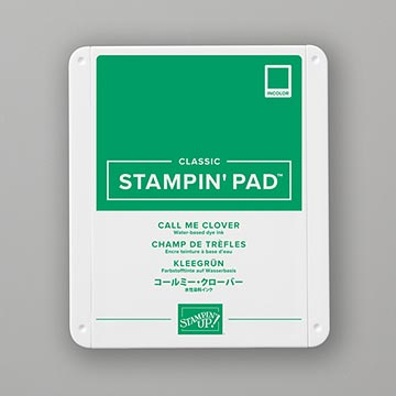 Call Me Clover Stampin' Pad