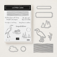 Lilypad Lake Clear-Mount Bundle