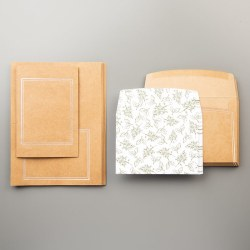 MAGNOLIA LANE MEMORIES & MORE LARGE SPECIALTY CARDS & ENVELOPES