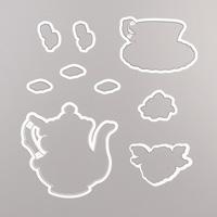 Tea Time Framelits Dies