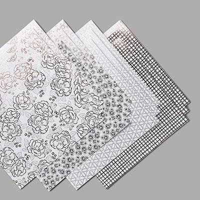 FLOWERING FOILS SPECIALTY DESIGNER SERIES PAPER