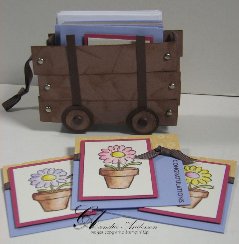 Wagon & Cards