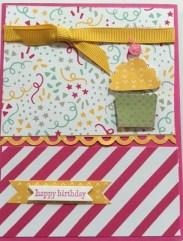 HappyBirthday Cupcake