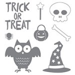 Howl-O-Ween Treat Stamp Set139690 Price: $20.00