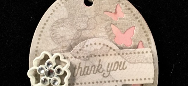 That's The Tag Stamp Set Image