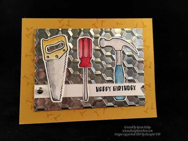 Nailed It Tools Card Image