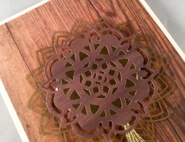 Close up image of Eastern Palace Suite by Stampin' UP