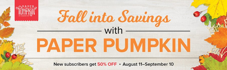 Paper Pumpkin Promotion