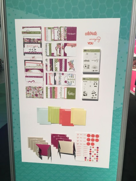Display Board from On Stage 2017