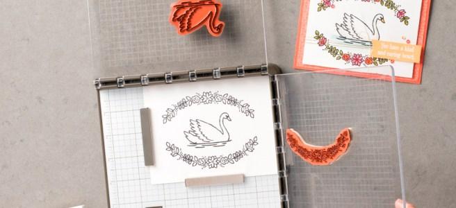 Stamparatus stamping tool by Stampin' UP