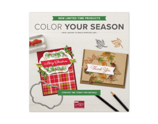 Color Your Season Preorder Bundle