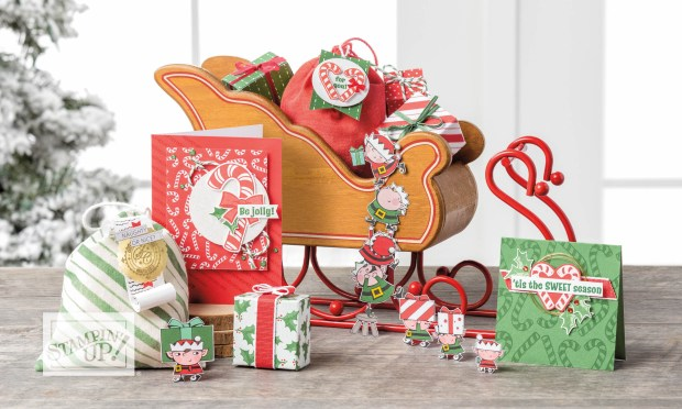 Candy Cane Season Bundle from Stampin' Up!