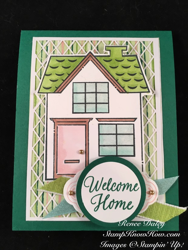 Pop On By Stamp Set by Stampin' Up