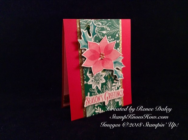 Stylish Christmas Stamp Set by Stampin' Up!