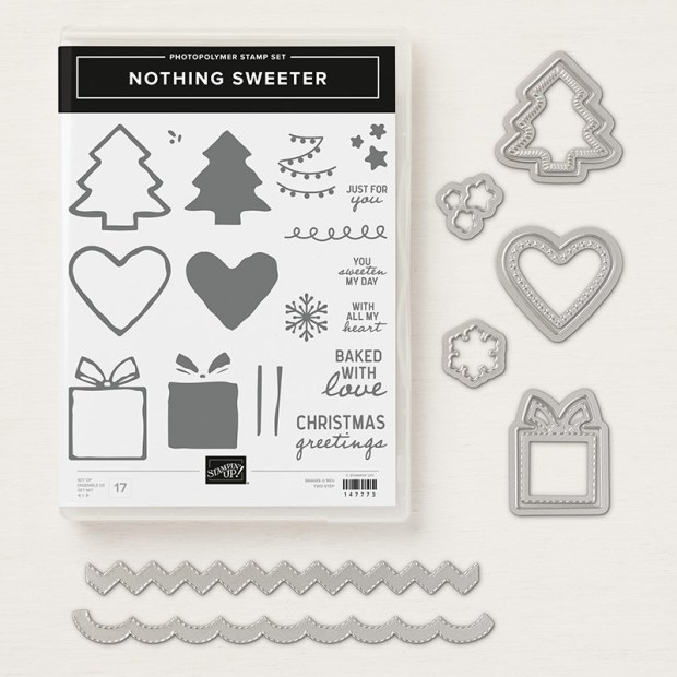 Nothing Sweeter Bundle by Stampin UP!