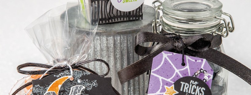 Spooky Sweets Ideas by Stampin' Up