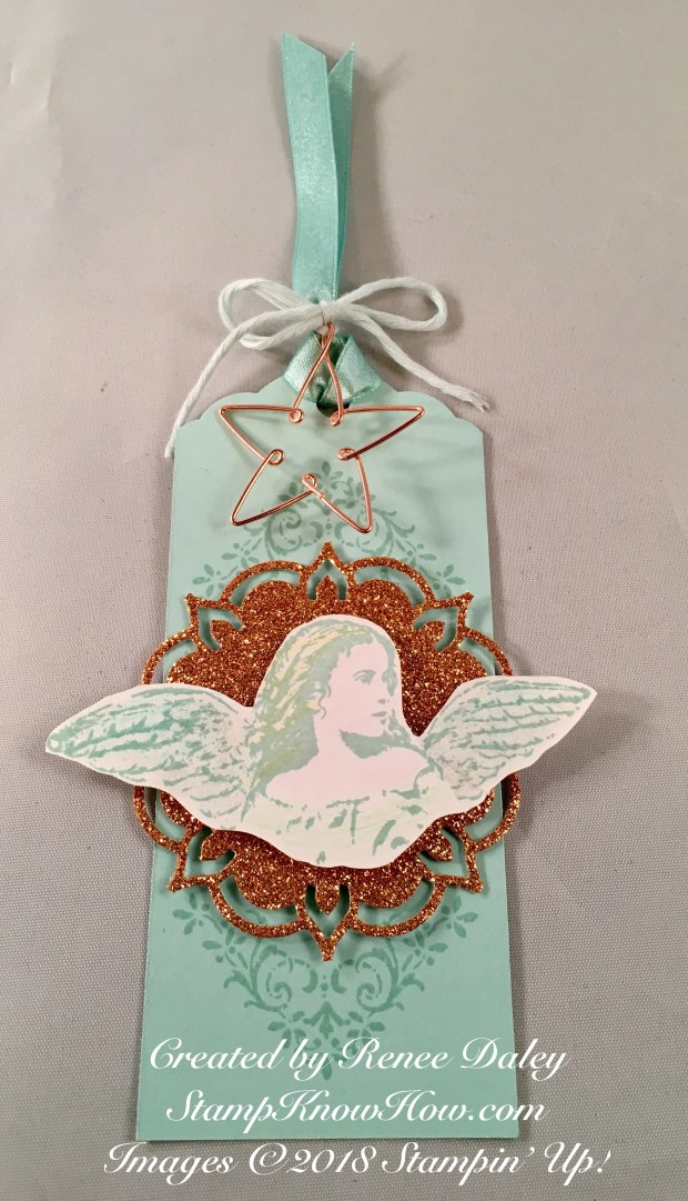 Angels on Earth Tag