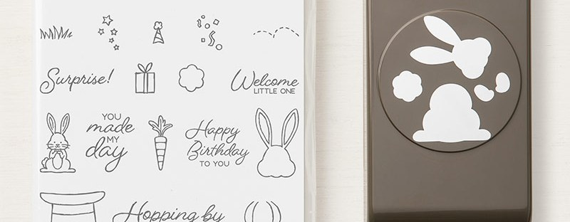 Best Bunny Bundle by Stampin' Up!