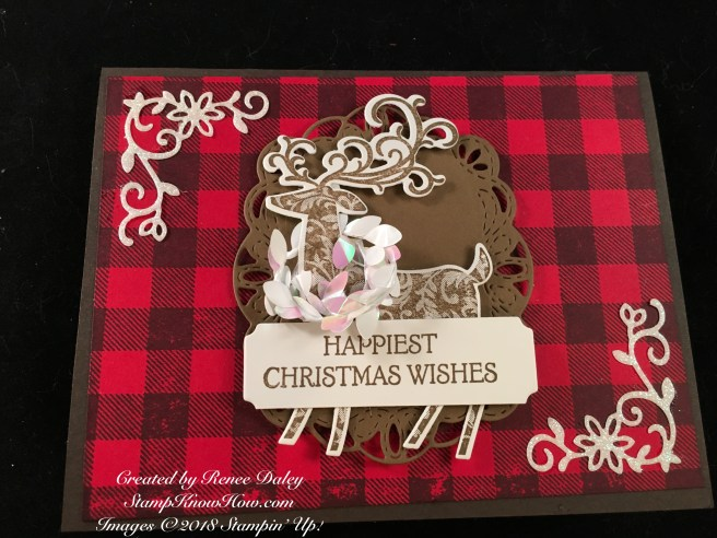 Dashing Deer Stamp Set by Stampin' Up!