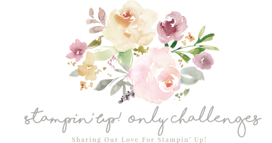 Stampin' Up! Only Challenge logo