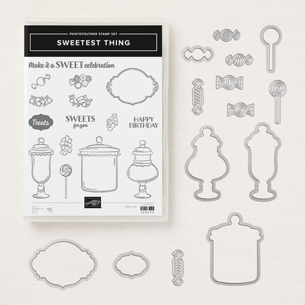 Sweetest Thing Bundle by Stampin' Up!