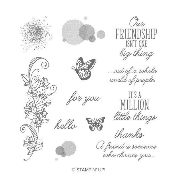 Beauty Abounds Stamp Set by Stampin' Up!