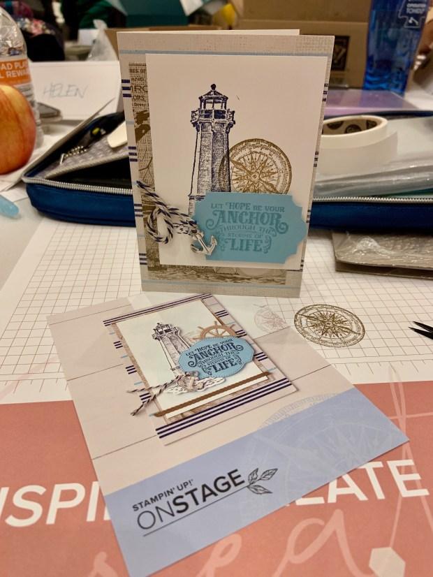 Make n' Take for OnStage Atlantic City 2019
