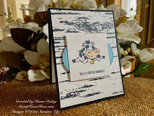 Over the Moon Stamp Set from the Stampin' Up Annual Catalog