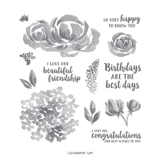 Beautiful Friendship Stamp Set by Stampin' Up
