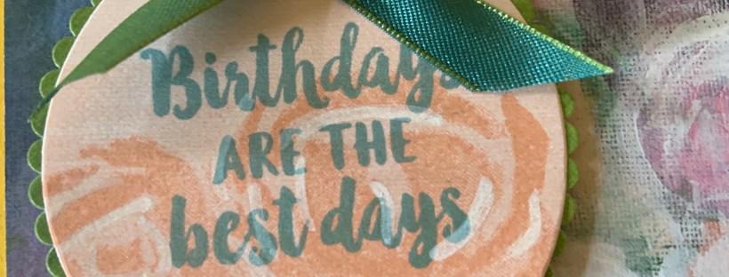 Beautiful Friendship Birthday card