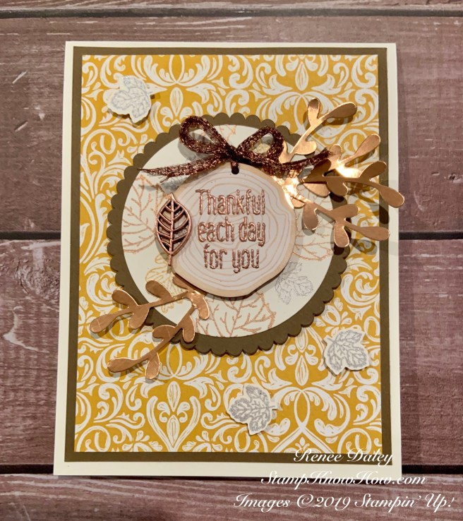 The To Every Season Bundle by Stampin' UP!
