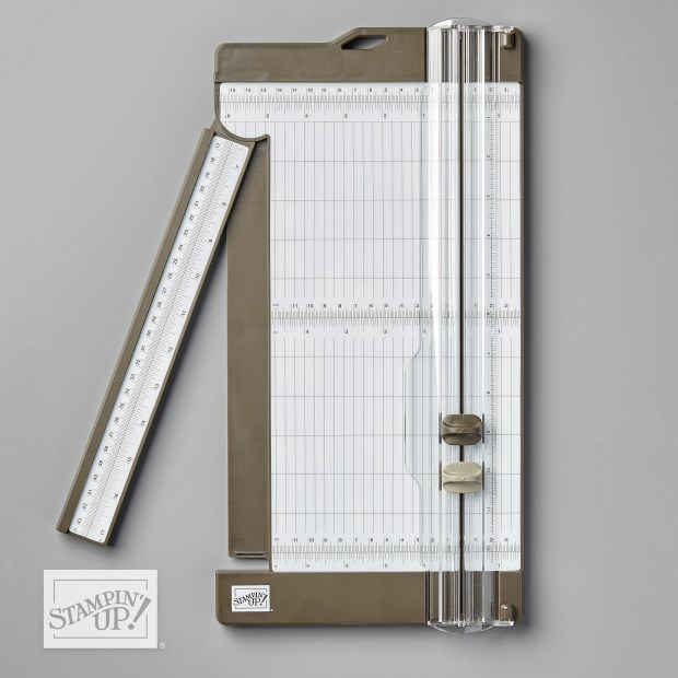 New Paper Trimmer by Stampin' Up