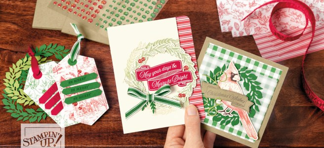 Tidings All Around Bundle from Stampin' Up