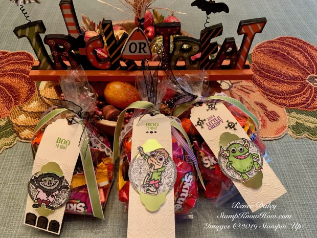 Halloween Boo To You Treat Bags