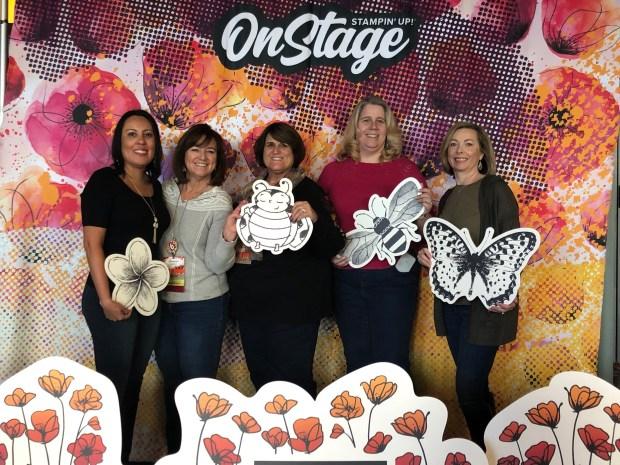OnStage 2019 Demo friends