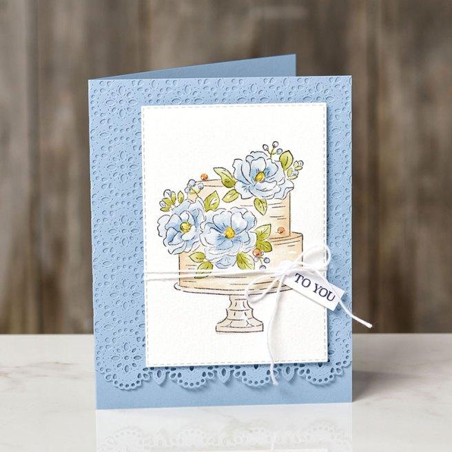 Happy Birthday to You Stamp Set sample image