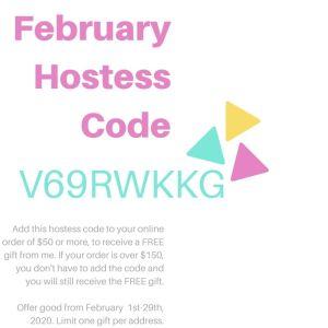 StampKnowHow.com Feb 2020 hostess code