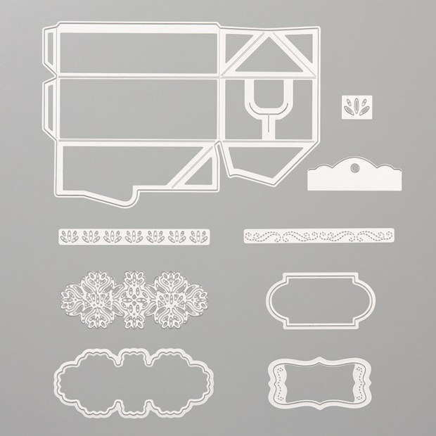 Perfect Parcel Dies by Stampin' Up