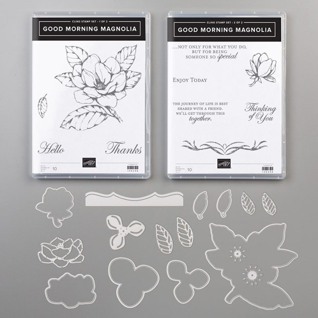 Good Morning Magnolia Bundle from Stampin' Up