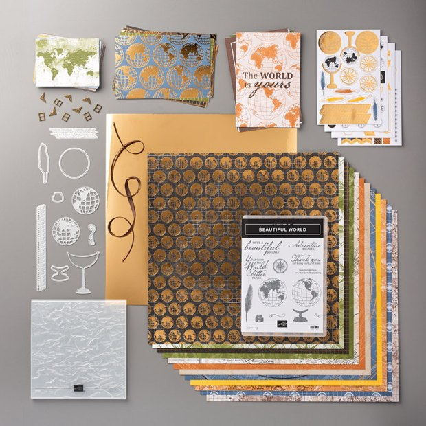 World of Good Suite by Stampin Up