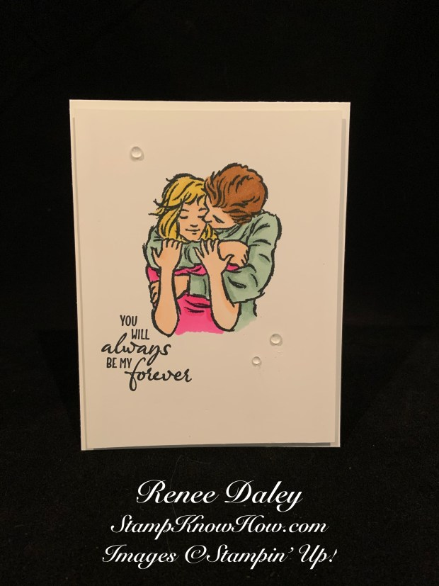 Embrace Each Moment Anniversary Card