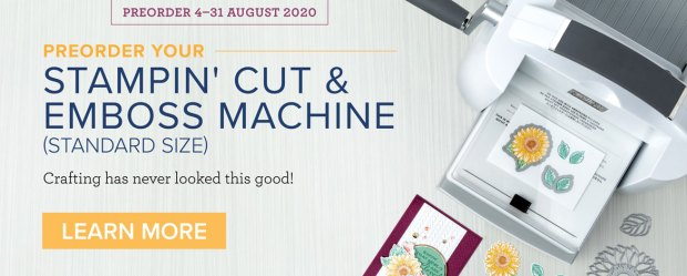 Stampin' Cut & Emboss Machine