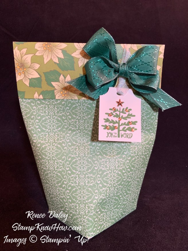 Bow Version of Everything Essential Gift Bag