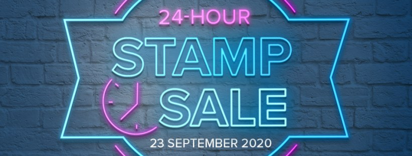 Stampin Up 24 Hour Stamp Sale