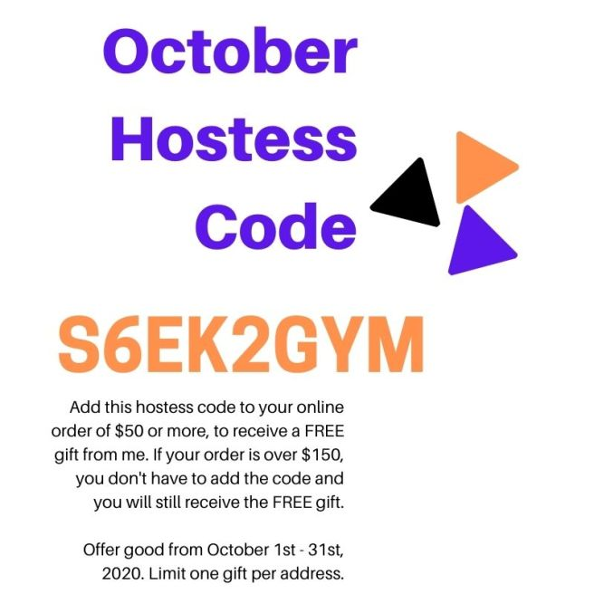 StampKnowHow October 2020 Hostess Code