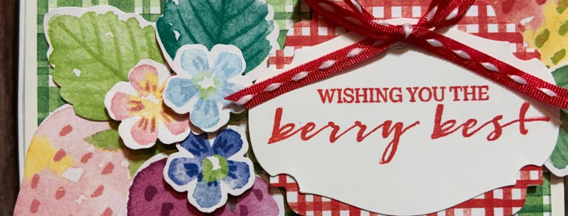 Closeup image of the Berry Blessings Bundle Treat Box