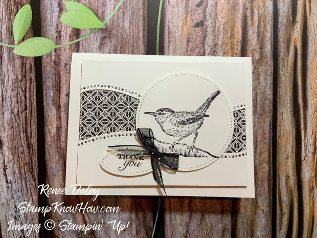 Sneak Peek: Etched in Nature Stamp Set