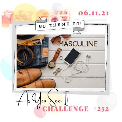 As you see it challenge -masculine